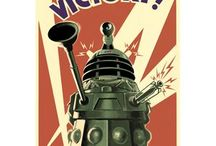 Dr Who / Dr who themed / by Tazim Damji BeingTazim.Com