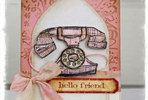 Created cards......hello / by Rhonda Potts