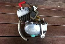 Motor Zanella Bambina 3 cambios 50cc