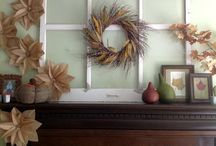Home Decorating / Ideas for decorating at home.  Colors, inspiration, DIY ideas.