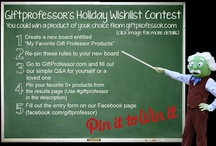 My Favorite Gift Professor Products