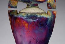 Pottery/Raku / by Samantha S