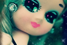 Bradley Dolls / by Kitschy Cupcakes