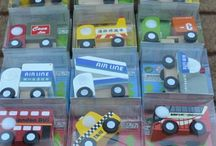 Kids Love Wood Toy Cars