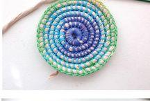 Crocheted craft