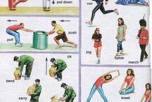verbs movement body