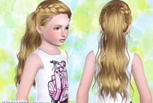 The Sims 3 Hairstyles