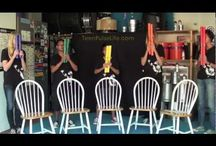 Boomwhackers / Teaching resources, music lessons + curriculum, and inspirational videos.