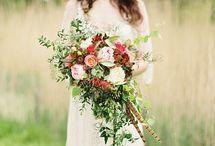 Wedding Flower Inspiration / Inspiration wedding flowers.