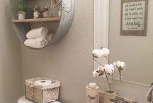 repisas baños