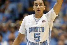 marcus paige / my new UNC fav / by Suzanne Whitney Huffman Velasco