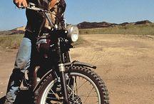 celeb on bikes