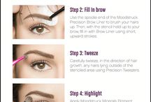 Brows / Perfectly manicured brows are just a few steps away with the #BrowedAndProud Kit.  Grab this limited-time Customer Kudos while supplies last!  Share this tutorial with a brow-loving friend then learn more here: Nylashlady.com