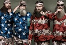 Duck Dynasty / by Jo Schultz