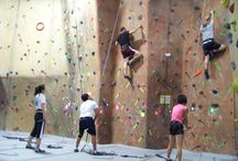Rock climbing analogy / Raising student achievement examplar