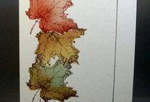 Scrapbook herfst