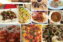 Crock Pot Recipes / This board has crock pot and slow cooker recipes of all kinds!  You will find main dish crock pot recipes, dessert crock pot recipes, even beverages that can be made in the crock pot!