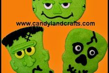 Halloween / Halloween ideas and supplies for candy making and baking and decorating