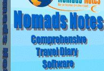 Caravanning / Nomads book