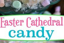 Easter Food And Sweets