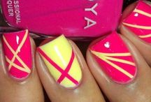 Nail Designs / by Shanell Blackwell