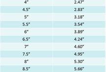 Quilt HST Measurements