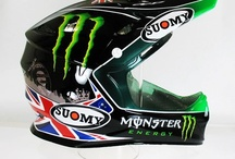 Motorbike's products / Helmet, clothing, special parts etc etc