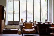 interiors / by Carly Dickson