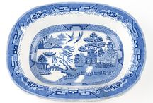 Tallerkner og fat / Plates and platters
