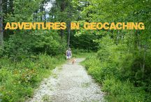 Geocaching Fun Ideas / by Mary Hill