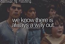 The maze runner / There is always a way out