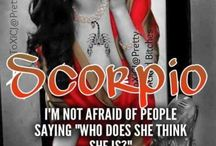I Am a True Scorpio! ♏ / ♏ This board is dedicated to all Scorpios. We rule the Zodiac!  ♏