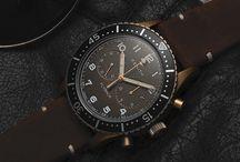 Cronometro Tipo CP-2 Flyback Bronze