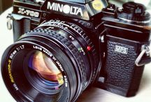 Photographica - My Minolta