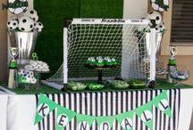 Compleanno Tema Calcio