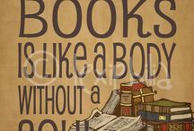 Quotes about Libraries, Books, and Reading / by Carthage College Hedberg Library