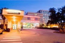 Our Services / West Florida Healthcare offers all private rooms as well as the area's only Accredited Chest Pain Center. We are an Advanced Primary Stroke Center and an accredited Breast Imaging Center of Excellence. Our campus includes an acute care hospital, a comprehensive physical rehabilitation hospital, and a mental health facility. We are located on the Gulf Coast in Pensacola, Florida.