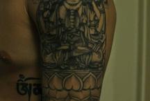 Tattoo. / love this art!