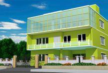 Exterior Design / My 3d Exterior Design For My Clients