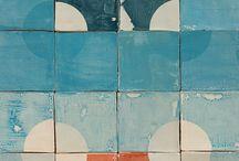 Faïence murale /wall tiles
