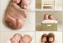 Twins / Baby Photo Ideas