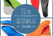 Insole Guide / The Insole Guide / by The Insole Store.com