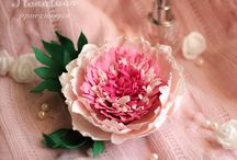 Floraluar / Арт-студия по изготовления цветов из фоамирана. Fom eva. Flower fom eva.