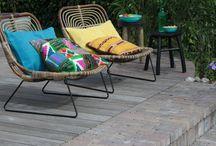 Bestrating in Peru-sfeer / Je eigen tuin: een ruimtelijke plek waar je heerlijk tot jezelf komt.