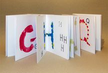 libro da costruire con le lettere