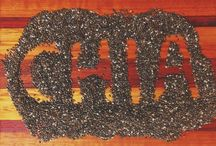 """Chia Digest Board / 2013 is undoubtedly the year of the chia seed among the health conscious. For a while it was flax seed. And 2012 could easily have been named """"the year of kale."""" But this year, experts agree, belongs to chia."""