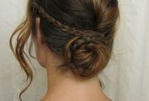 Beautiful hair / Ideas that I wozld like to realise by myself