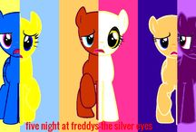 fnaf [five nights at freddy's] 4EVA!!