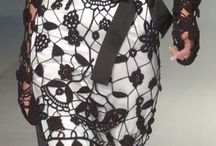 Triko elbise etek