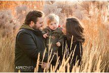 Posing Families